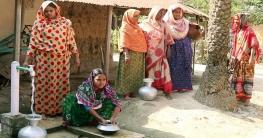 নওগাঁর বরেন্দ্র অধ্যুষিত তিন উপজেলায় সুপেয় বিশুদ্ধ পানি সরবরাহ