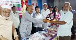 শিক্ষকরাই পারে শিক্ষিত উন্নত জাতি গড়ে তুলতে: শহীদুজ্জামান সরকার