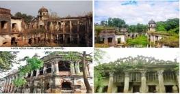 নওগাঁর হারিয়ে যাওয়া গৌরব: দুবলহাটি রাজবাড়ি