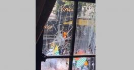 কাশ্মীর ইস্যুতে লন্ডনে ভারতীয় হাইকমিশনের বাইরে বিক্ষোভ