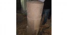 ধামইরহাটে ত্রয়োদশ শতকের চতুর্মুখী শিবলিঙ্গ উদ্ধার