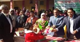 পোরশায় বিভিন্ন শিক্ষা প্রতিষ্ঠানে বই উৎসব