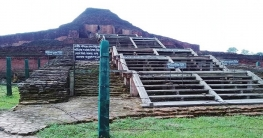 পাহাড়পুর বৌদ্ধ বিহারের প্রতি আগ্রহ হারাচ্ছেন দর্শনার্থীরা