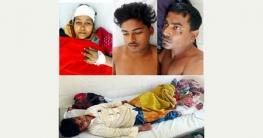 নিয়ামতপুরে পৃথক ঘটনায় গৃহবধুসহ ৪ জন আহত