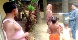 নিয়ামতপুরে করোনা সচেতনতায় 'শিমুল সেবা সংঘ'