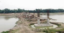 আগামী বছর শেষ হচ্ছে জোতবাজার খেয়াঘাট সেতুর নির্মাণ কাজ