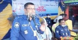 'পুলিশকে আধুনিক-জনবান্ধব করতে নানামুখি পদক্ষেপ নিয়েছে সরকার'