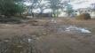 বৃষ্টিতে নওগাঁ পৌরসভার রাস্তার বেহাল দশা, ভোগান্তিতে ২শ পরিবার
