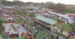 নওগাঁয় বিনোদন প্রেমিদের জন্য আব্দুল জলিল শিশুপার্ক উন্মুক্ত
