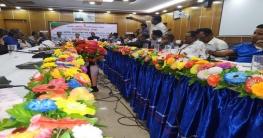 নওগাঁ জেলা সাংবাদিকদের সাথে জেলা প্রশাসকের মতবিনিময়