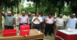 বদলগাছীতে জাতীয় স্যানিটেশনও বিশ্ব হাত ধোয়া দিবস পালিত