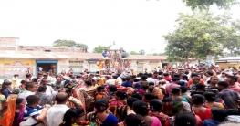 আত্রাইয়ে জগন্নাথ দেবের রথযাত্রা অনুষ্ঠিত