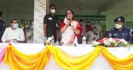 রঘুনাথ মন্দিরের বিশ্রামালয়ের উদ্বোধন করলেন ভারতীয় হাইকমিশনার