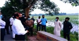 নওগাঁ জেলা প্রশাসকের ধন্যবাদ জ্ঞাপন