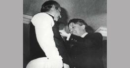 বঙ্গবন্ধুর জুলিও কুরি পদক প্রাপ্তির ৪৬তম বার্ষিকী আজ