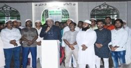 রাজশাহীতে ৩০ কোটি টাকা ব্যয়ে নির্মাণ হবে দুইটি মডেল মসজিদ: লিটন